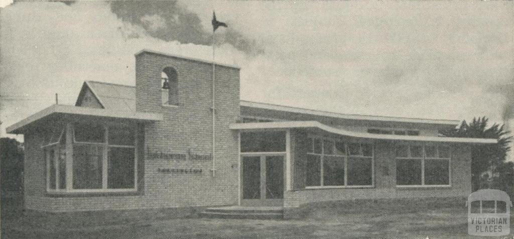Lutheran School, Tarrington, 1960