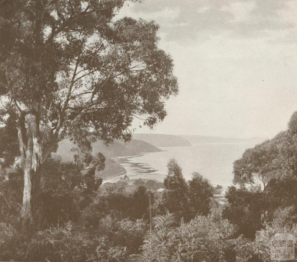 View of Lorne, 1934