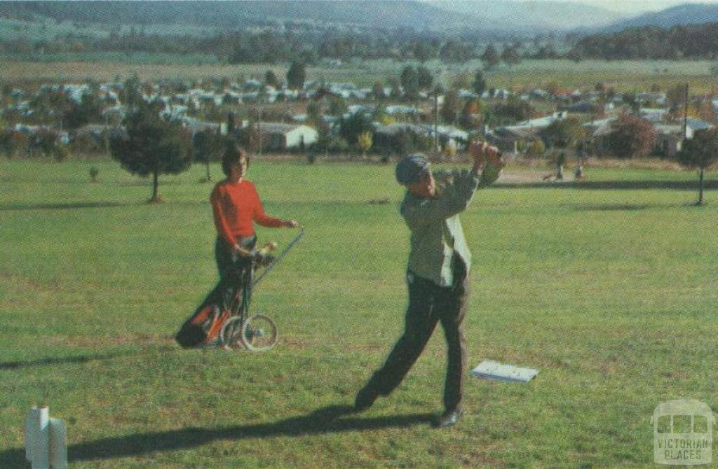 Kiewa Golf Course, 1971
