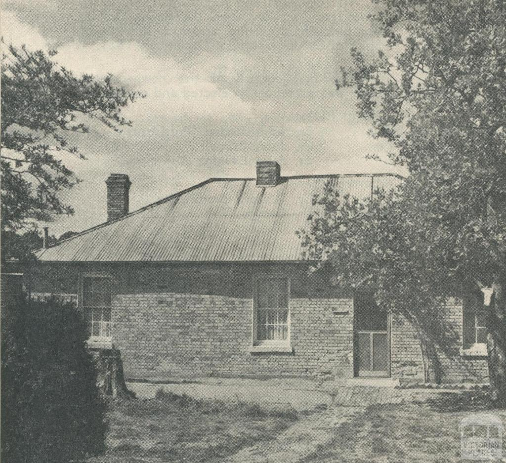 High Street Road Homestead, Waverley, 1961