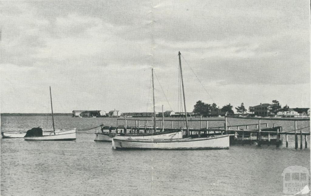 Port Albert, 1933
