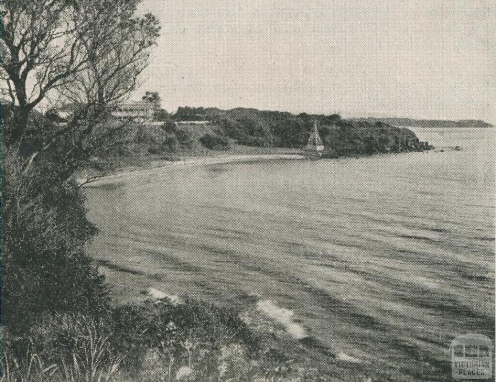 Mornington, 1910