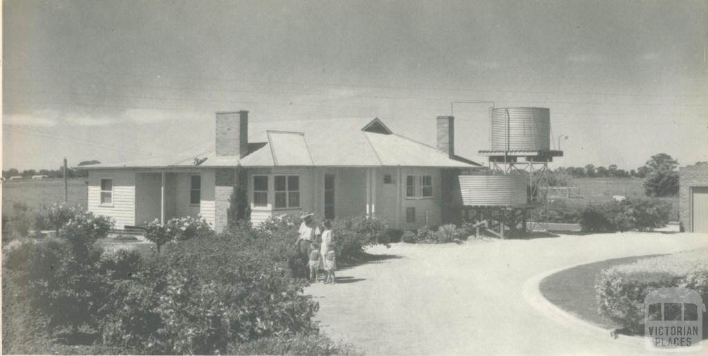 Soldier Settler's Home, Cobram, 1960