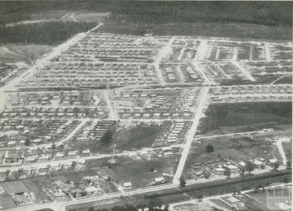 Moe from the air, 1955