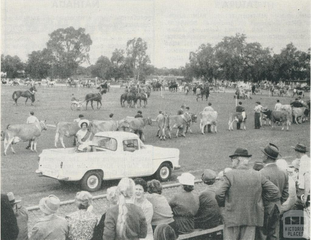 Rochester Argricultural Show, 1965