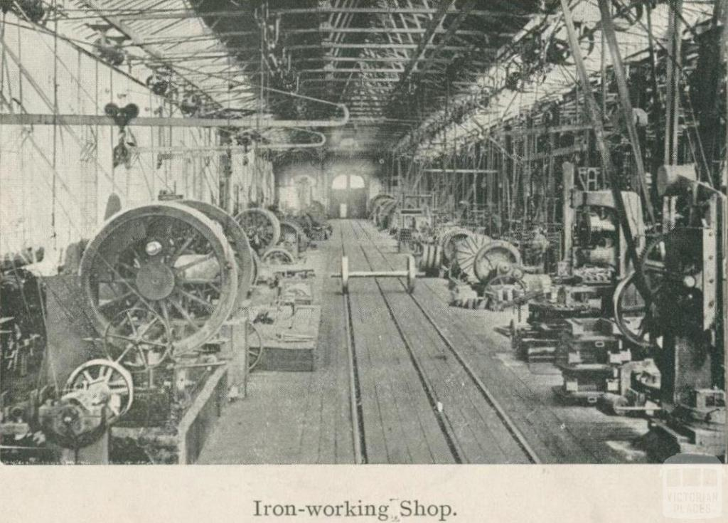 Railway Works, Newport