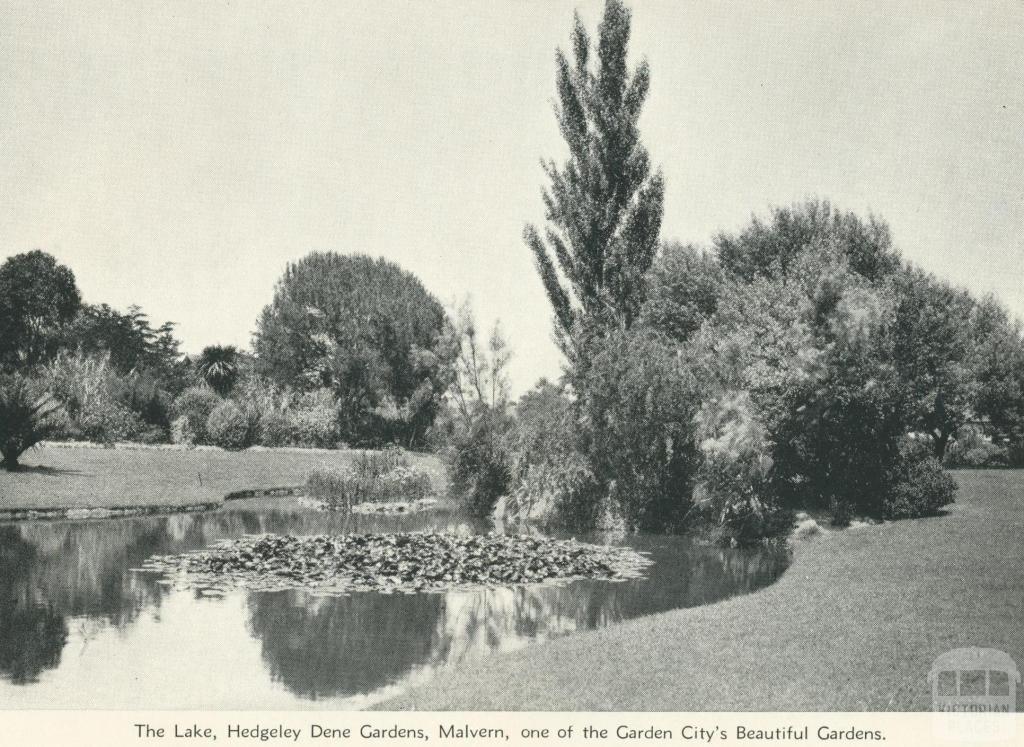 Hedgeley Dene Gardens, Malvern