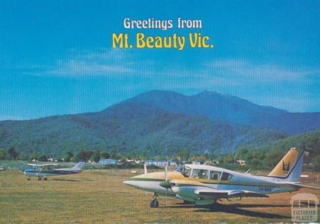 Airfield, Mount Beauty