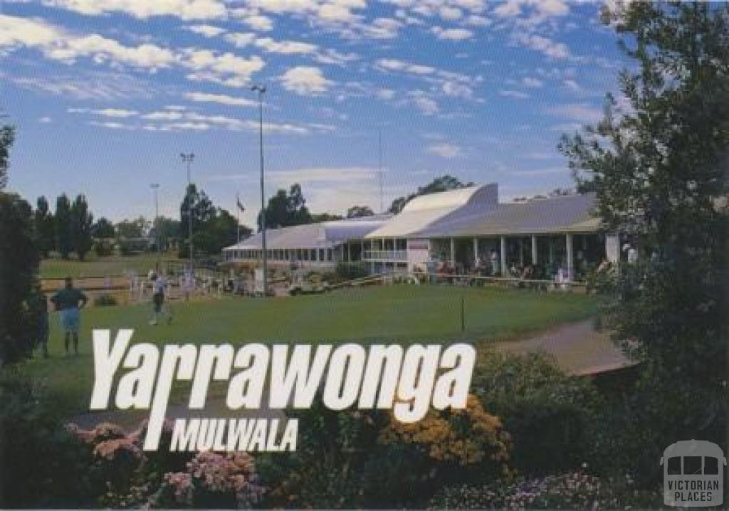 Golf and Bowls at Yarrawonga and Border Golf Club