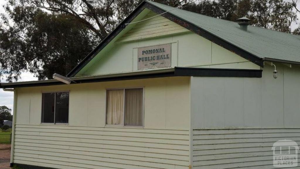 Pomonal Public Hall