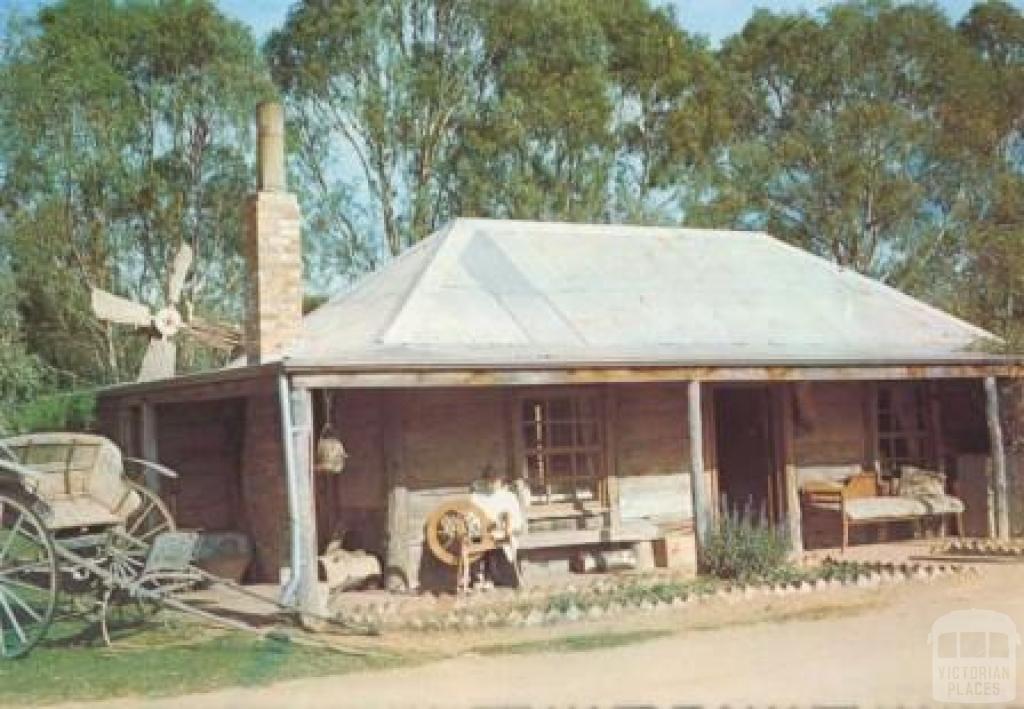 Keat's Cottage, Swan Hill