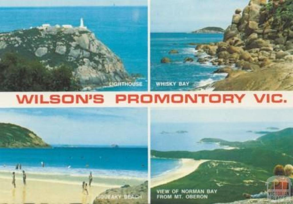 Wilson's Promontory