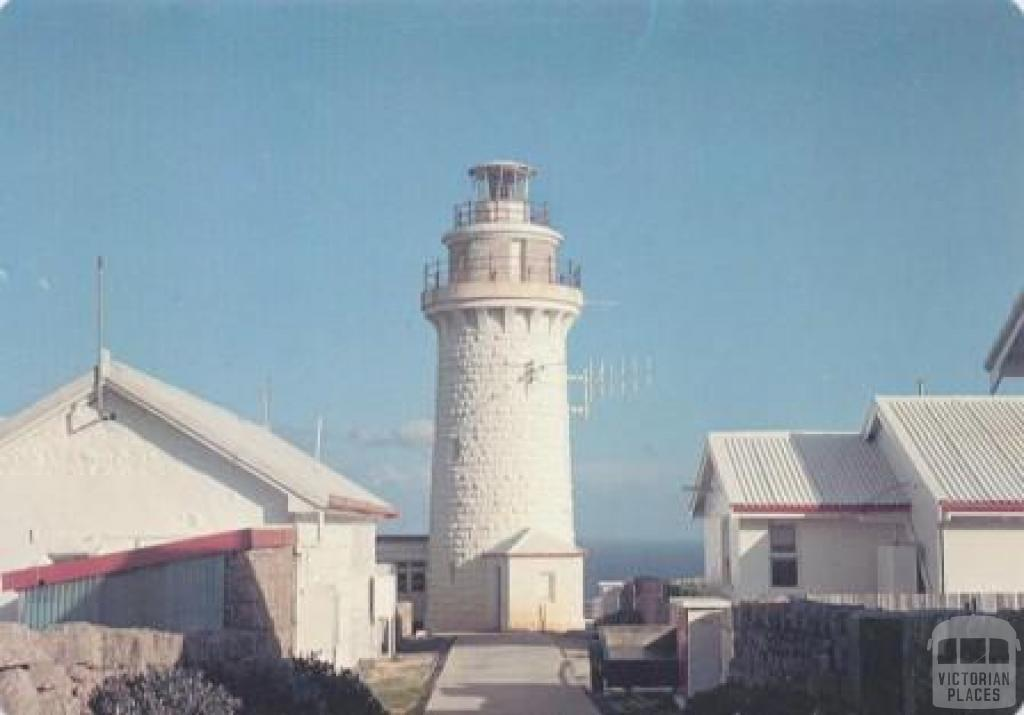 The lighthouse, Wilson's Promontory