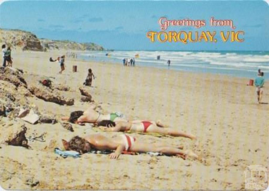 Jan-Juc Beach, Torquay