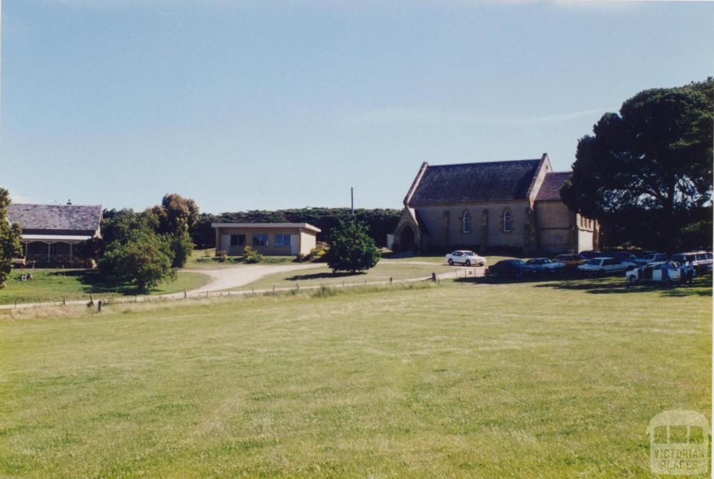 Anglican Church, Barrabool Hills, 1997