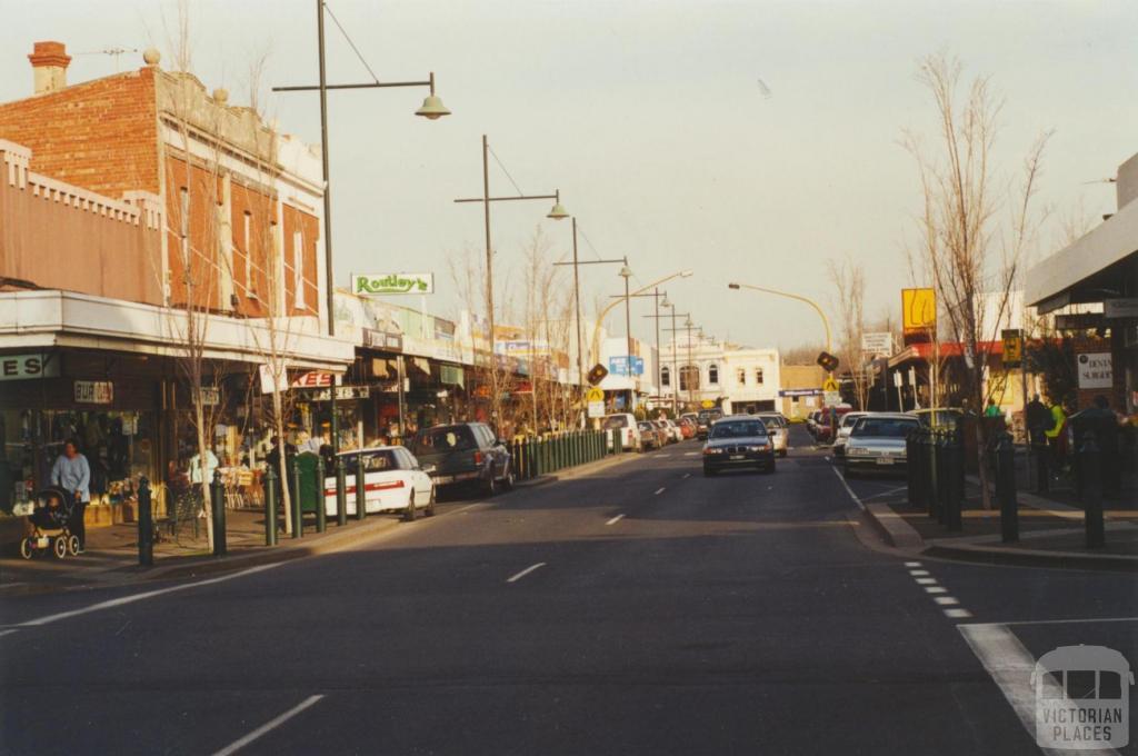 Douglas Parade, Williamstown, 2000
