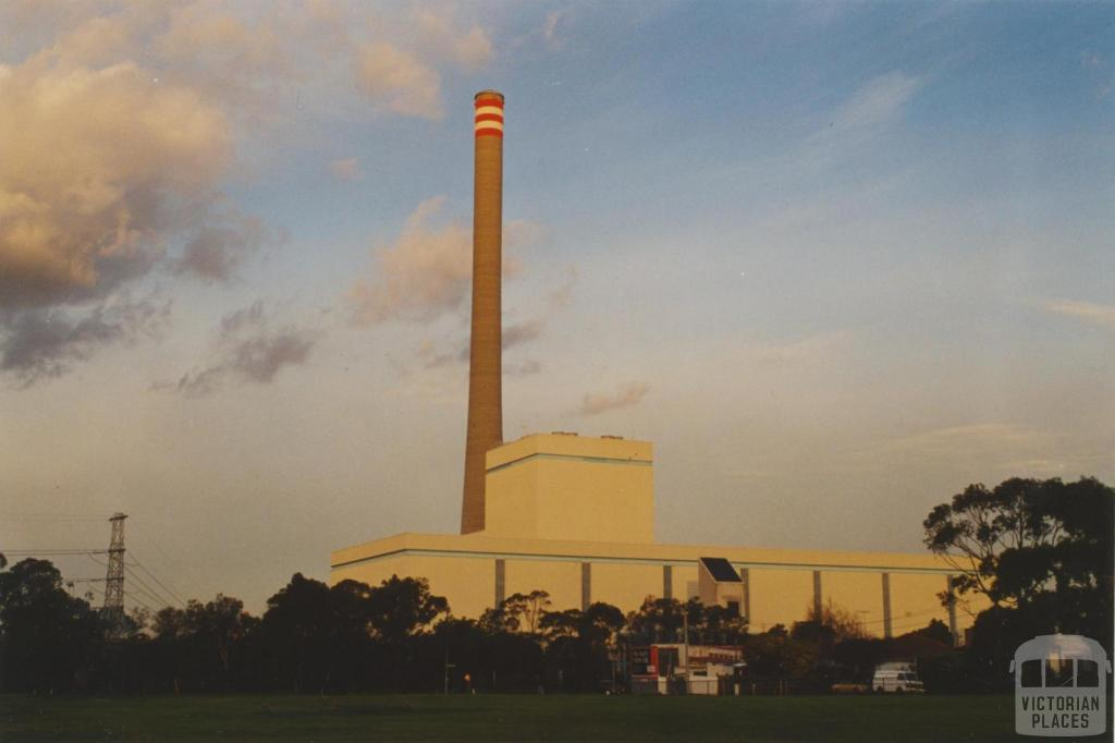 Newport Power Station, 2000