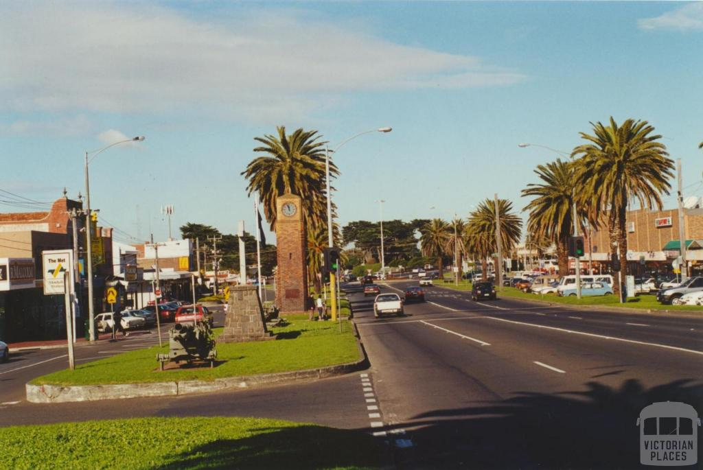 Point Nepean Road, Mordialloc, 2000