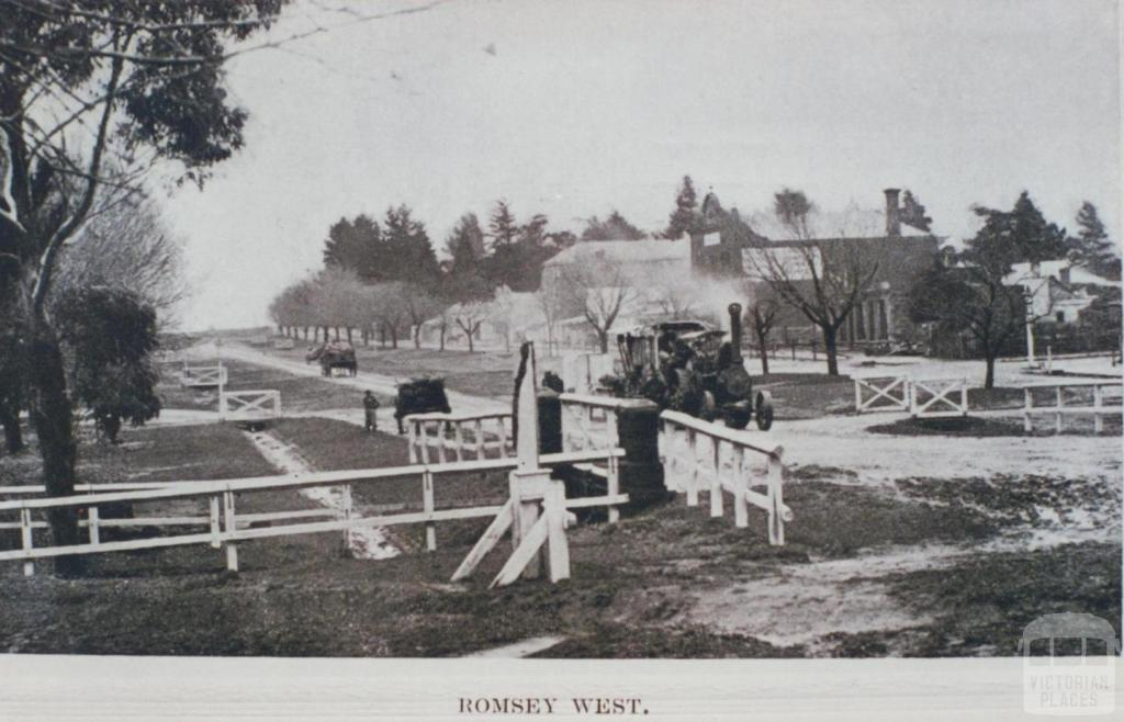 Romsey West
