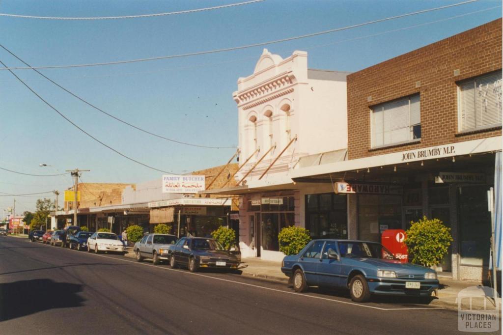 Wheatsheaf Road, Glenroy, 2000