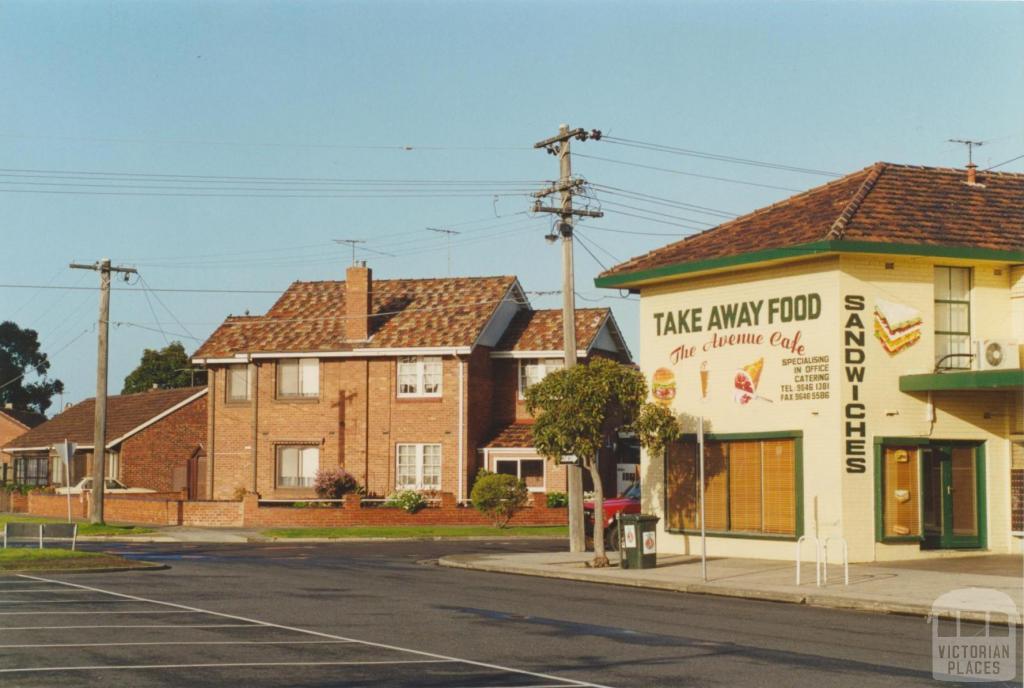 Central Avenue, Garden City, 2000
