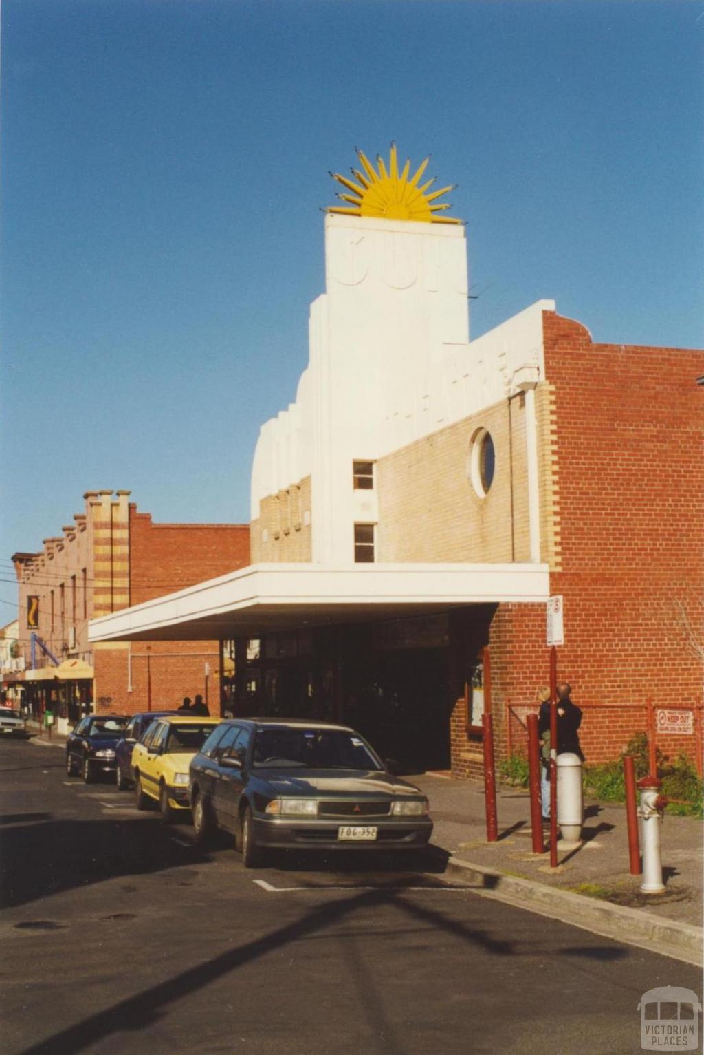 Sun Cinema, Yarraville, 2000