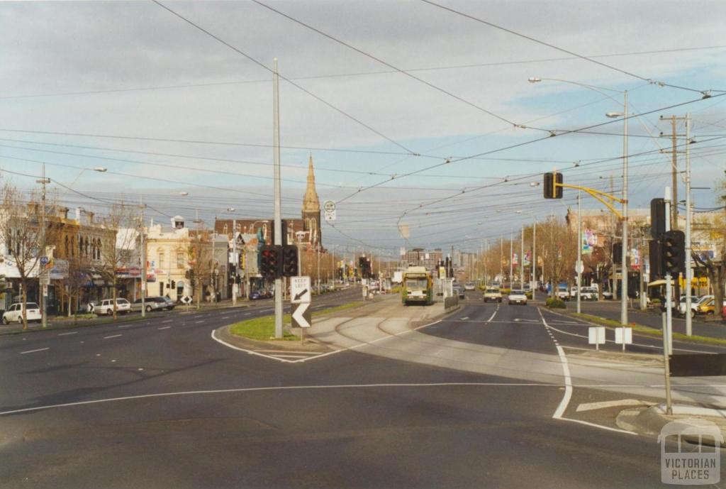 Queens Parade, Clifton Hill, 2000