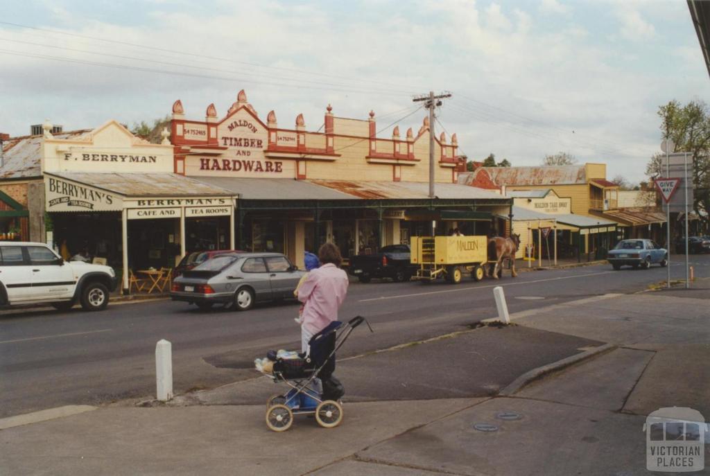 Maldon, 2000