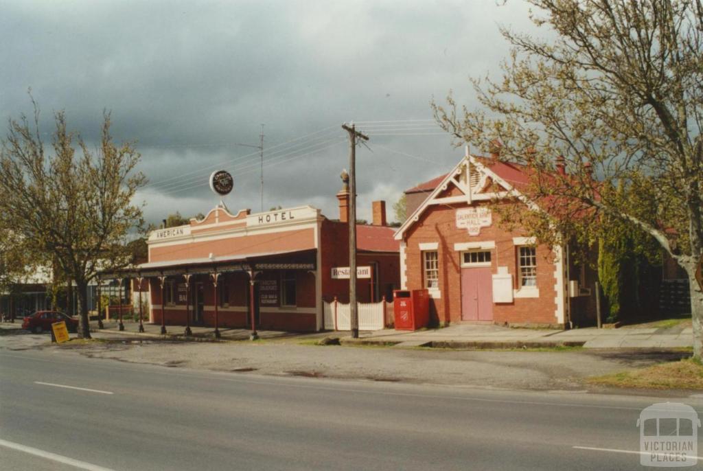 Creswick, 2000