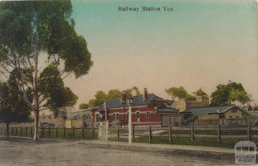 Yea Railway Station