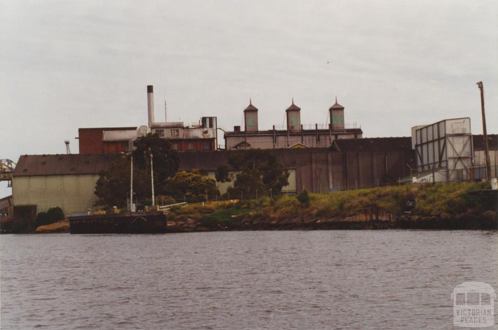 Colonial Sugar Refinery, Yarraville, 2000