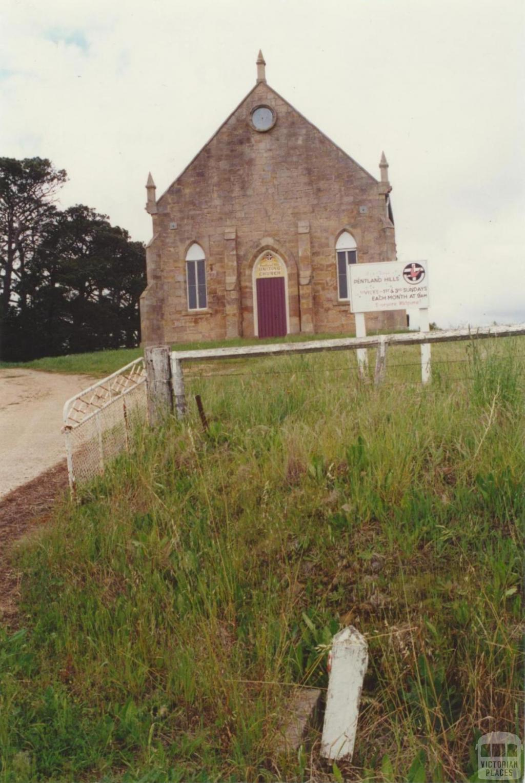 Myrniong Uniting Presbyterian Church, 2000