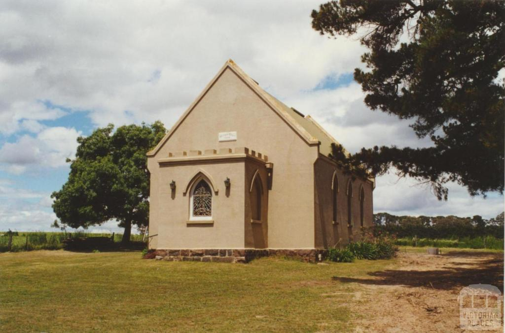 Hazelglen Uniting Church, Doreen, 2000