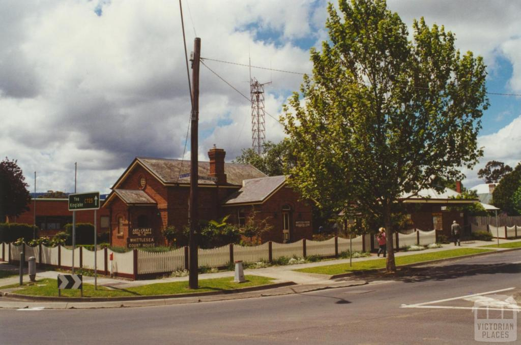 Whittlesea, former Courthouse, 2000