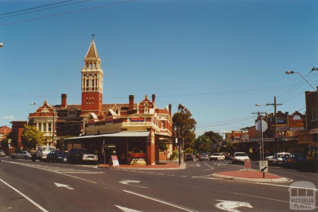Kilbrida College, Mentone, 2000