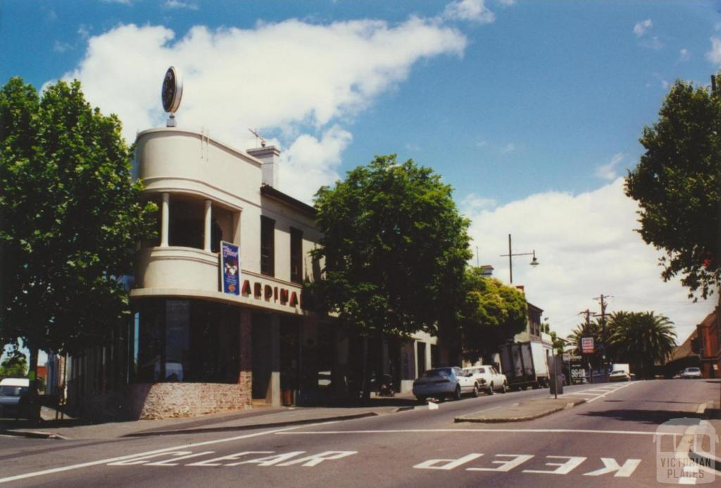 Hardimans Hotel, Macaulay Road, Kensington, 2000