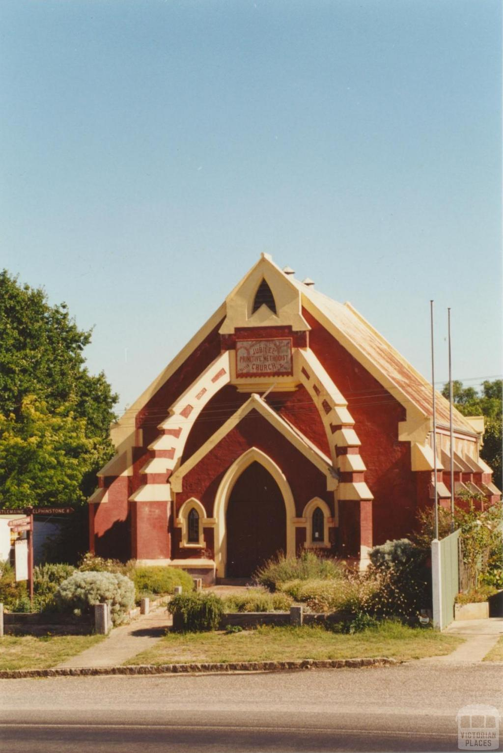 Chewton Primitive Methodist Church, 2001