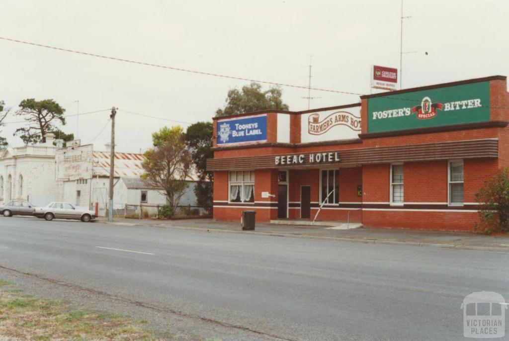 Beeac Hotel, 2001