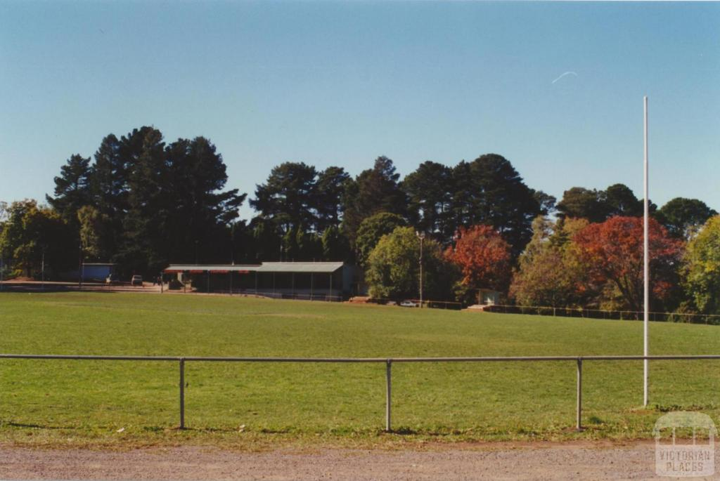 Emerald Reserve, 2001