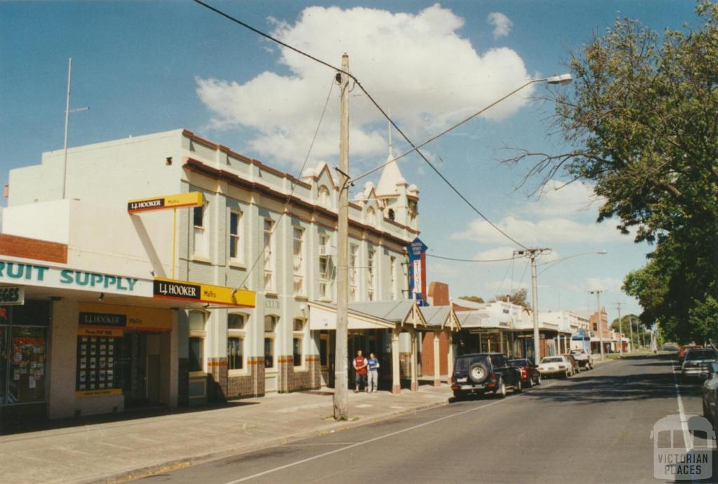 Maffra, 2002