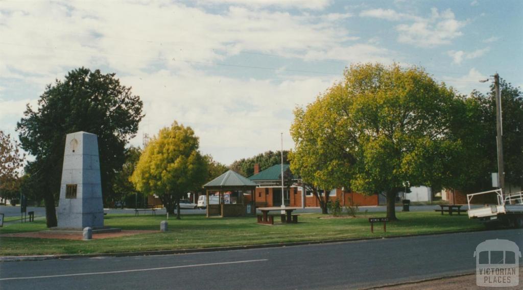 Stanhope civic precinct, 2002