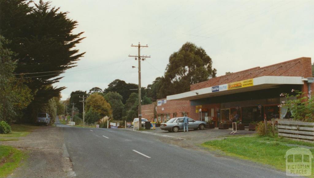 Kongwak general store, 2002