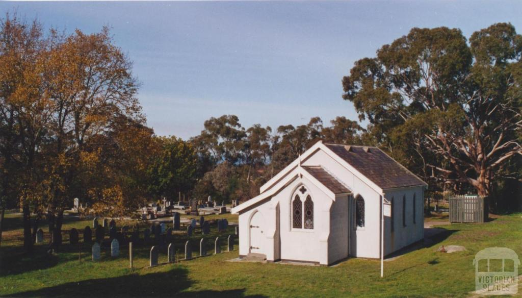 St Katherine's Anglican Church, St Helena, 2002