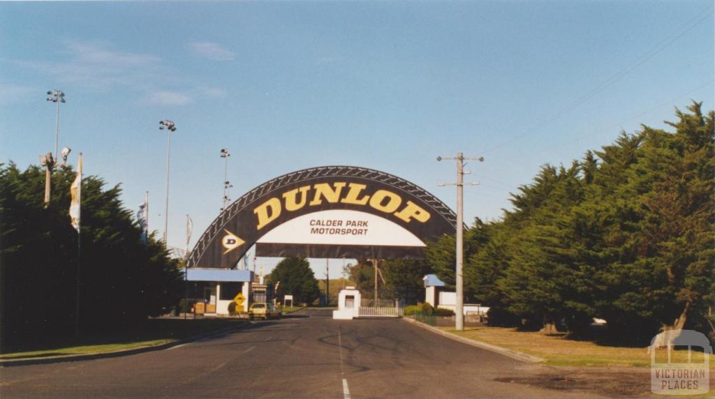 Calder Park Raceway, 2002