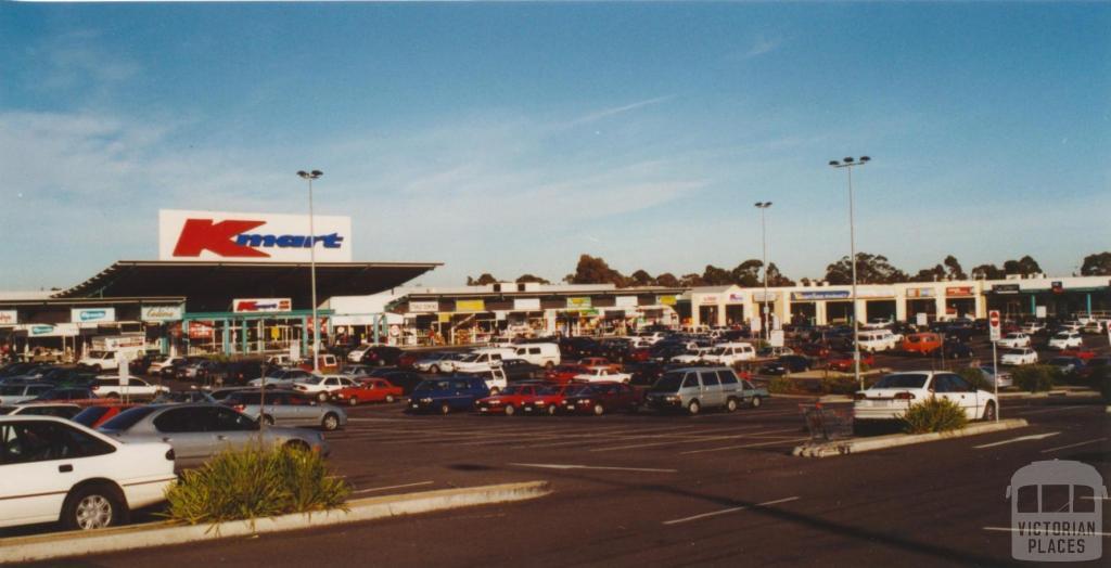 K Mart, Burwood East, 2002