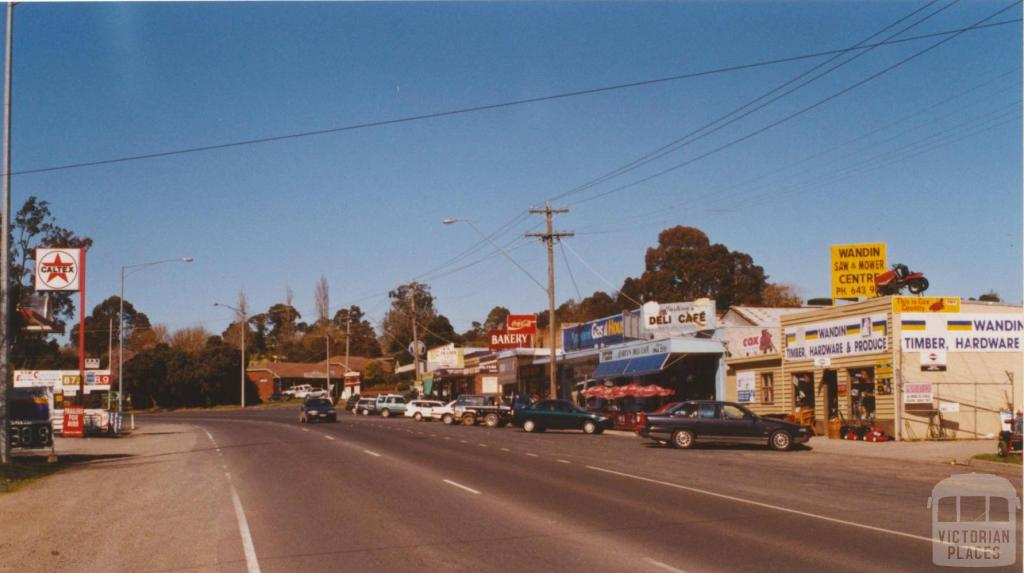 Wandin North, 2002