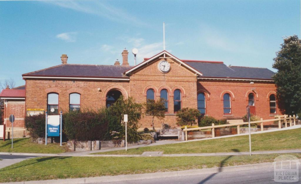 Old Cranbourne shire offices, 2002
