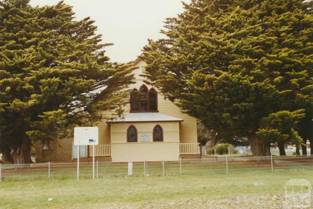 Black Lead Church, 2002