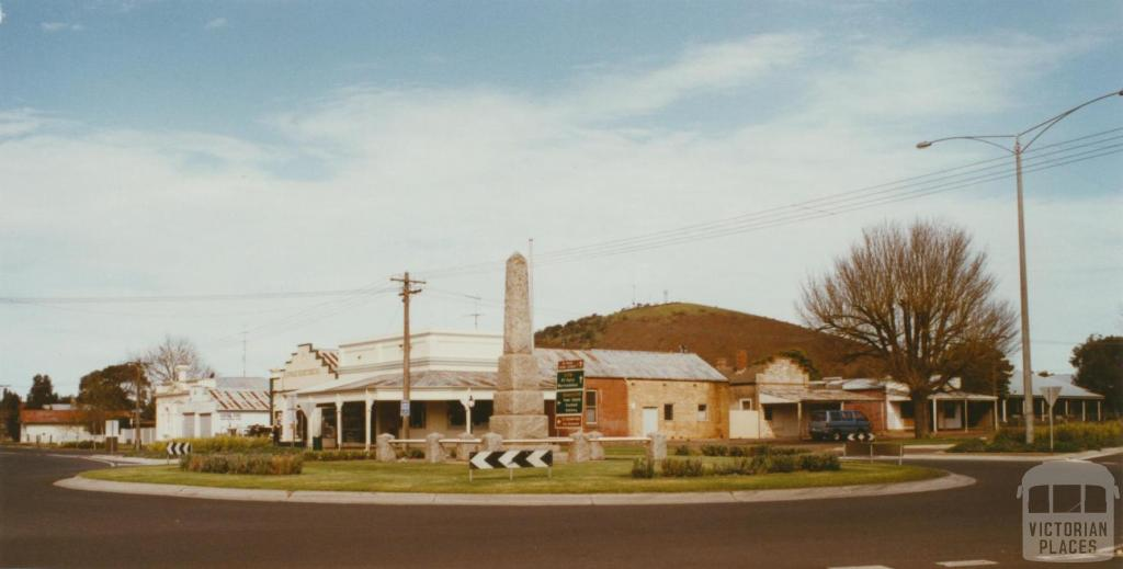 Penshurst and Mount Rouse, 2002