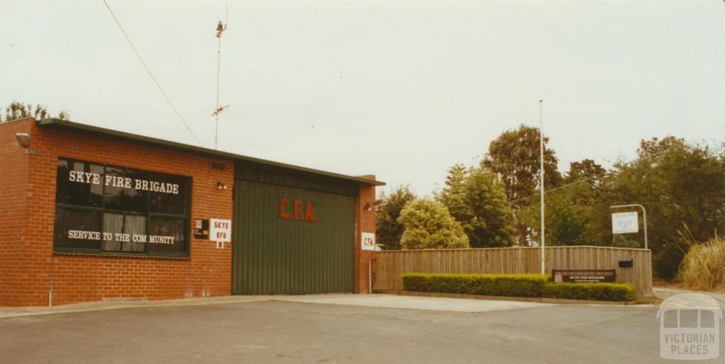 Skye, 2003